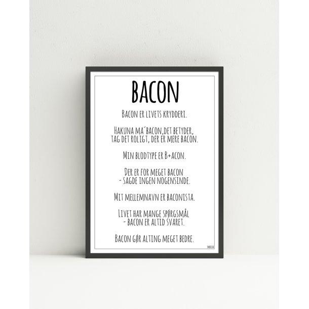 Bacon (A3)