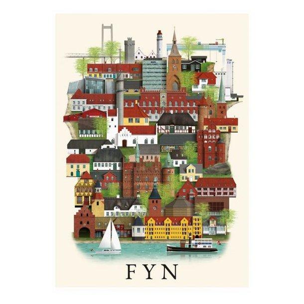 MS - Fyn plakat